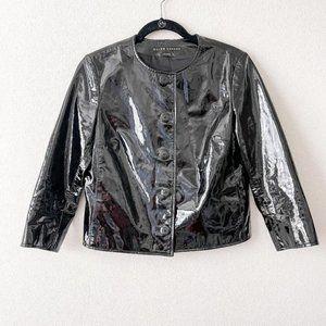 Ralph Lauren Black Label Calfskin Leather Jacket